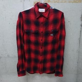 デニムアンドサプライラルフローレン(Denim & Supply Ralph Lauren)のDENIM & SUPPLY ネルシャツ(シャツ)