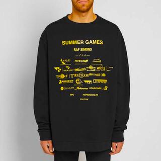 RAF SIMONS - Rafsimons (summer game)スエット
