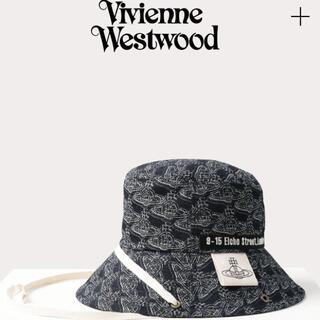 ヴィヴィアンウエストウッド(Vivienne Westwood)のヴィヴィアン・ウエストウッド バケット ハット(ハット)