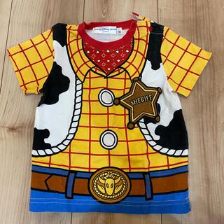 Disney - ウッディ Tシャツ サイズ90