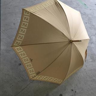 FENDI - フェンディ FENDI 日傘 ベージュ