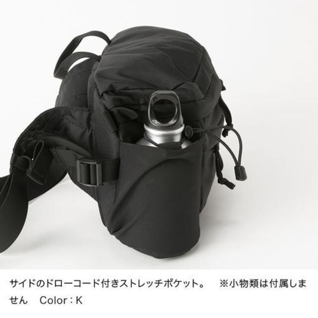 THE NORTH FACE(ザノースフェイス)のTHE NORTH FACE(ノースフェイス)ウェストバッグ メンズのバッグ(ウエストポーチ)の商品写真