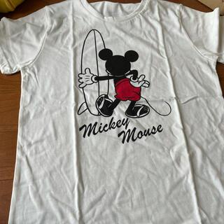ミッキーマウス(ミッキーマウス)のミッキーTシャツ(Tシャツ/カットソー(半袖/袖なし))