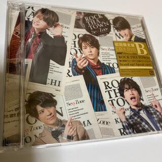 ROCK THA TOWN(初回限定盤B)(男性アイドル)
