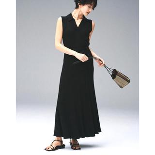 Mila Owen - ※最終値下げ 未使用 21/SS新作 ミラオーウェン パネルスカート ブラック0