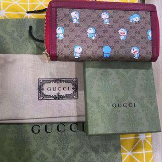 Gucci - GUCCI × ドラえもん 長財布 フラップウォレット