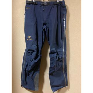 アークテリクス(ARC'TERYX)の希少 Arc'teryx 1999 Beta AR pants(その他)