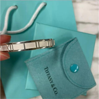 Tiffany & Co. - 最終値下げ❗️ティファニー アトラス バングル