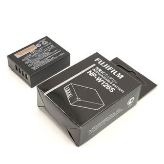 FUJIFILM NP-W126S 新品未使用