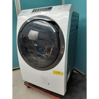 Panasonic - パナソニック ドラム式洗濯乾燥機9.0kgジェット乾燥、泡洗浄NA-VX3500