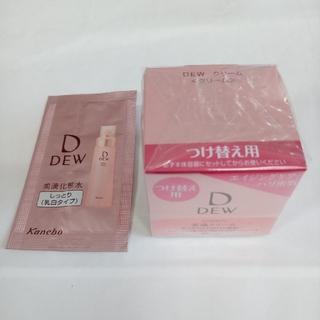 DEW - DEW 美滴クリーム 30㌘ レフィル オマケ付き