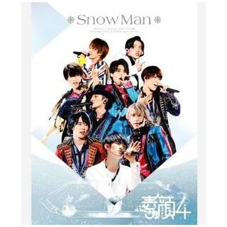 素顔4 Snow Man 盤 DVD 3枚組 SnowMan盤ジャニーズ