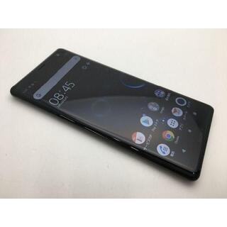 SONY - SIMフリー美品au Xperia XZ3 SOV39 ブラック 515