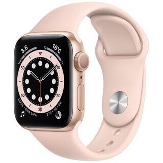 Apple Watch - Apple Watch Series 6(GPS) 40mm MG123J/A