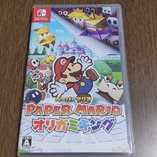 Nintendo Switch - 【中古】任天堂Switch「ペーパーマリオ オリガミキング」