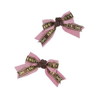 Angelic Pretty - Chocolat DollクリップSet