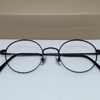 TENDERLOIN - 白山眼鏡店 ST TITANIUM Boston チタンボストン 白山眼鏡 黒