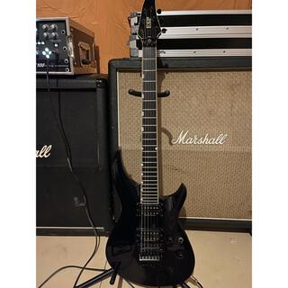 イーエスピー(ESP)のESP horizon 3(エレキギター)