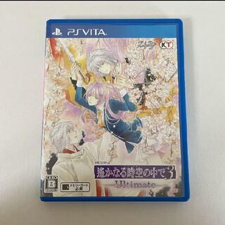 コーエーテクモゲームス(Koei Tecmo Games)の遙かなる時空の中で3(携帯用ゲームソフト)