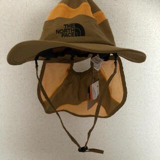 THE NORTH FACE - セール!新品タグ付き!限定!ノースフェイス サンシールドハット 帽子⭐️2way