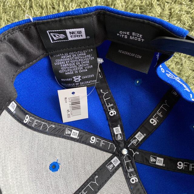 NEW ERA(ニューエラー)の新品 ディズニーランド ニューエラ ドナルド キャップ NEW ERA  メンズの帽子(キャップ)の商品写真