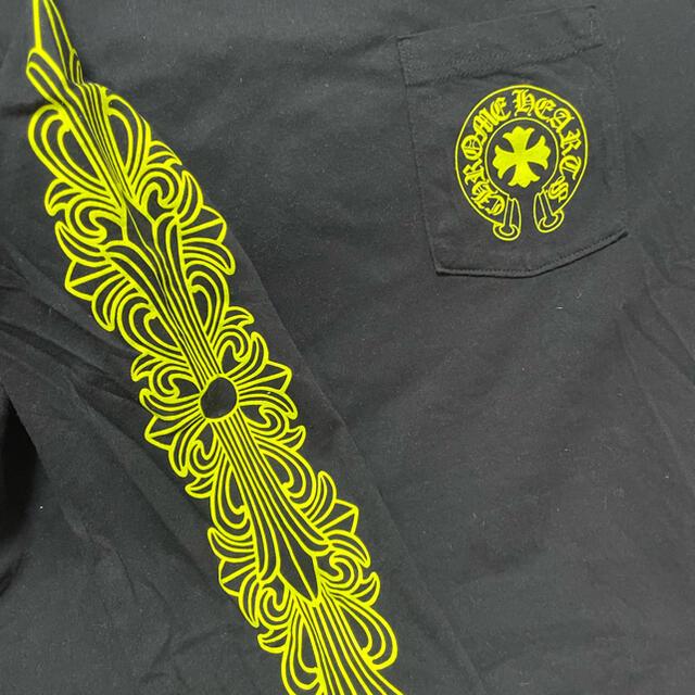 Chrome Hearts(クロムハーツ)のクロムハーツ ロンT メンズのトップス(Tシャツ/カットソー(七分/長袖))の商品写真