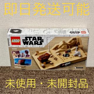 Lego - レゴ (LEGO) タトゥーインのラーズ農場 40451