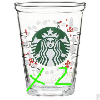 Starbucks Coffee - 25周年 コールドグラス