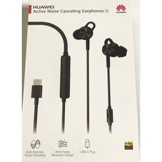 HUAWEI - 新品 Active Noise Canceling Earphones 3