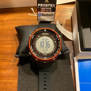 セイコー(SEIKO)のセイコープロスペックス ランドトレーサー(腕時計(デジタル))