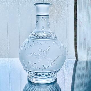 バカラ(Baccarat)の【超希少】オールドバカラ♢鳳凰の花瓶*ルネサンス様式 19世紀(その他)