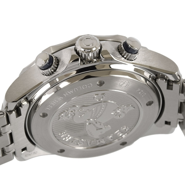 OMEGA(オメガ)のオメガ シーマスタープロフェッショナル コーアクシャルクロノグラフ  メンズ腕時 メンズの時計(腕時計(アナログ))の商品写真