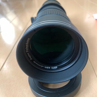 Nikon - 望遠ズームレンズF/8.3-F16 420-800mm