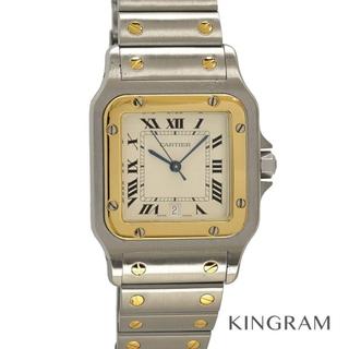 Cartier - カルティエ サントスガルベLM  メンズ腕時計