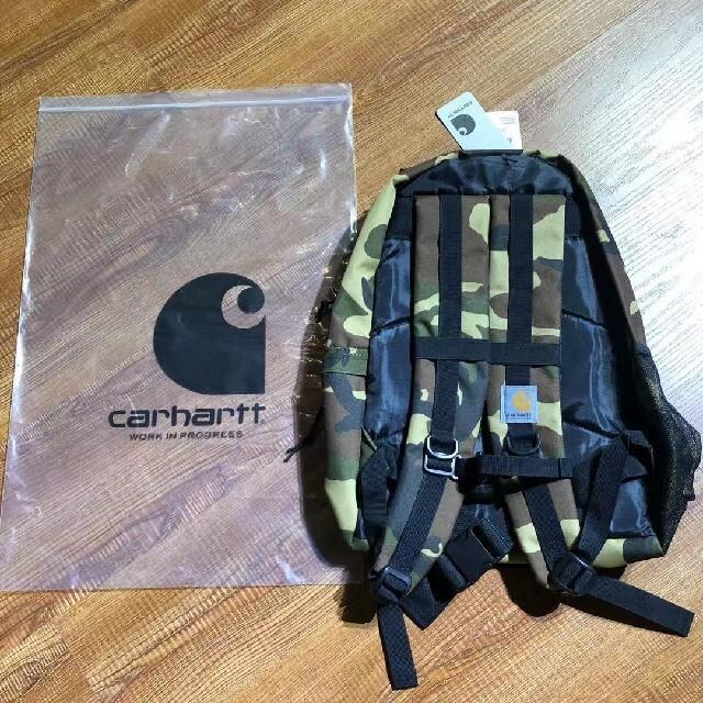 carhartt(カーハート)のカーハート wip kickflip バックパックリュック バックパック メンズのバッグ(バッグパック/リュック)の商品写真