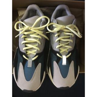 25.5cm adidas yeezy boost 700(スニーカー)