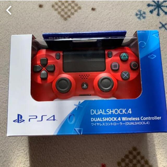 PlayStation4(プレイステーション4)のPS4 コントローラー 新品  エンタメ/ホビーのゲームソフト/ゲーム機本体(その他)の商品写真