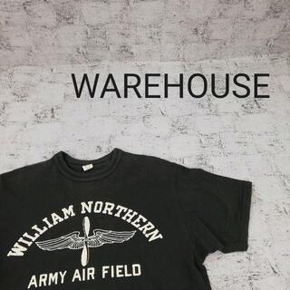 ウエアハウス(WAREHOUSE)のWAREHOUSE ウエアハウス 半袖Tシャツ(Tシャツ/カットソー(半袖/袖なし))