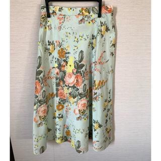 アクアスキュータム(AQUA SCUTUM)のアクアスキュータム フレアースカート Mサイズ(ロングスカート)