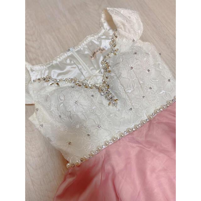 ROBE de FLEURS ローブドフルール ドレス キャバドレス ワンピース レディースのフォーマル/ドレス(ナイトドレス)の商品写真