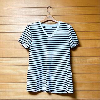 アズールバイマウジー(AZUL by moussy)のAZUL BY MOUSSY/VネックTシャツ (Tシャツ(半袖/袖なし))