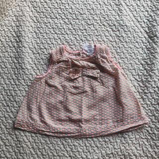 コドモビームス(こども ビームス)のbonheur du jour チュニック タンクトップ 2Y(Tシャツ)