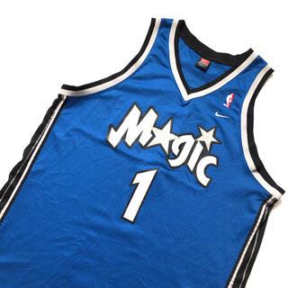 ナイキ(NIKE)の古着 NBA ユニフォーム オーランドマジック ユニフォーム MCGRADY(タンクトップ)