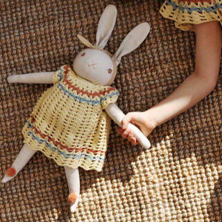 polka dot club × Misha&Puff☆large rabbit(ぬいぐるみ/人形)