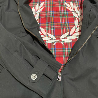 FRED PERRY - FRED PERRY ステンカラージャケット