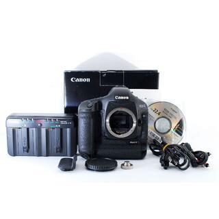 Canon - 【美品】キヤノン CANON EOS-1D Mark IV ボディ