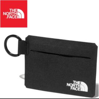 THE NORTH FACE - 【未開封新品】ノースフェイス パスケース カードホルダー 定期券入れ ブラック