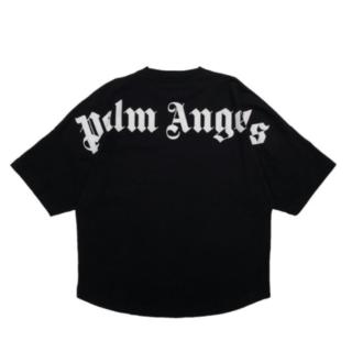パーム(PALM)のPalm Angels Tシャツ TEE Mサイズ ブラック(Tシャツ/カットソー(半袖/袖なし))