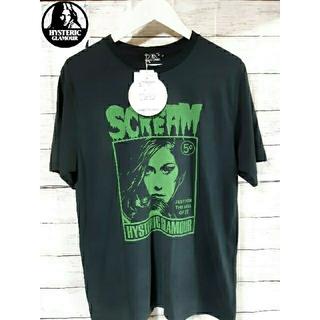 HYSTERIC GLAMOUR - 新品未使用☆HYSTERIC GLAMOUR半袖Tシャツ Screamコラボ