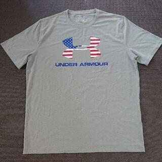 UNDER ARMOUR -    UNDER ARMOUR アンダーアーマー Tシャツ